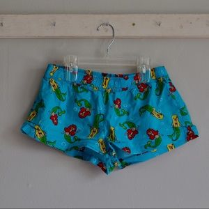 Forever 21 Other - Mermaid-Print Boxer Shorts