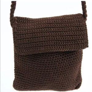 The Sak Handbags - 💯The Sak Brown Brown Messenger Crossbody Purse