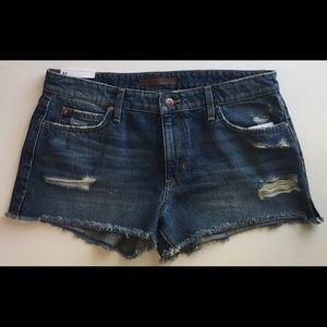 Joe's Jeans Pants - Joe's Jeans Women's Denim Short Shorts Distressed