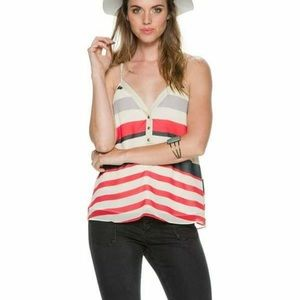 Swell Tops - Swell striped tank top