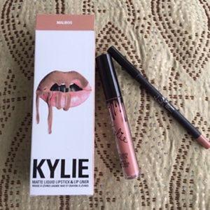 Kylie Cosmetics Other - SALE!! Maliboo Kylie Jenner lip kit brand new!!!!!