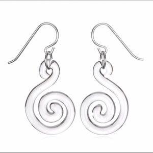 Roxann Slate Jewelry - SALE! 50% off! 💛Glass art drop earrings!