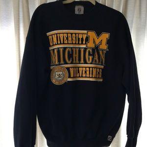Other - University of Michigan vintage sweatshirt
