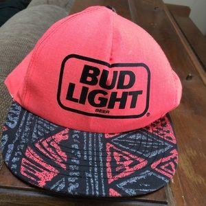 Other - Rare bud light SnapBack!