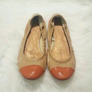 GAP stretch Ballet Flats price firm