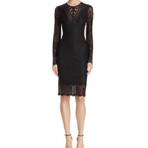 Bardot Dresses & Skirts - Bardot Lennie Lace Bodycon Dress