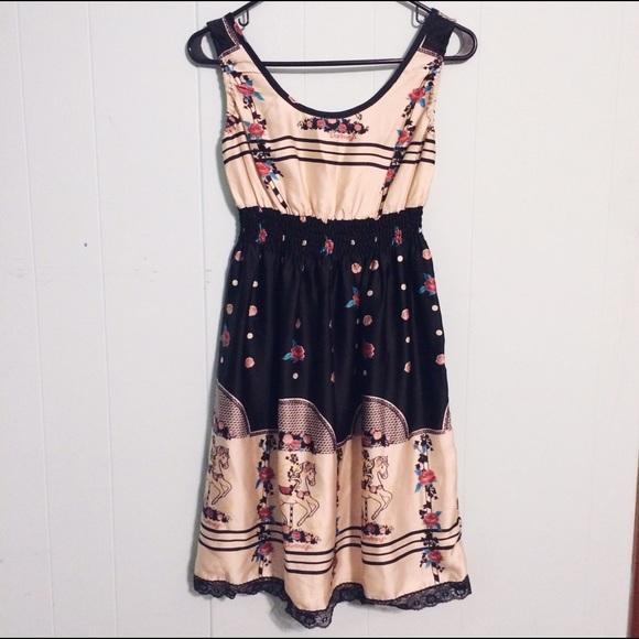 8d1f5042ae Darimeya Dresses   Skirts - 🎠 carousel slip dress 🎠