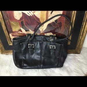 Tignanello Handbags - Tignanello Black Handbag.