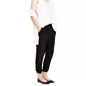 Hatch Pants - Hatch black pants Daphne crepe jogger