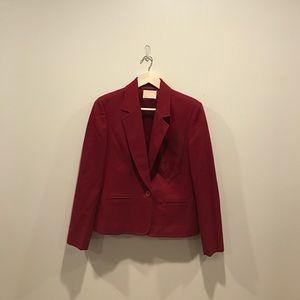 Pendleton Jackets & Blazers - Red Pendleton Blazer size 6 EUC