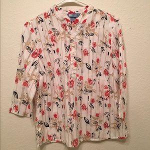 Koret Tops - Koret floral top