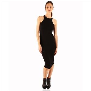 Atid Clothing Dresses & Skirts - ✨Just In✨Recall Ribbed Knit Racerback Midi Dress