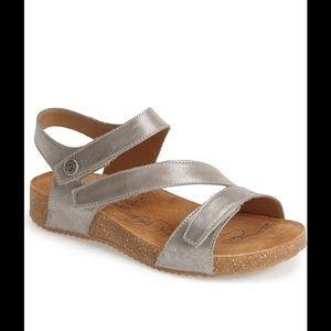 Josef Seibel Shoes - Josef Seibel 'Tonga' Leather Sandal