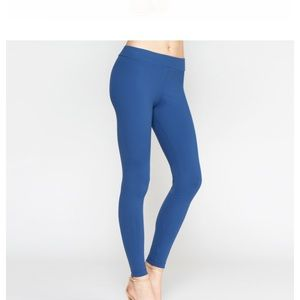 Willow & Clay Pants - Willow and clay blue leggings size L