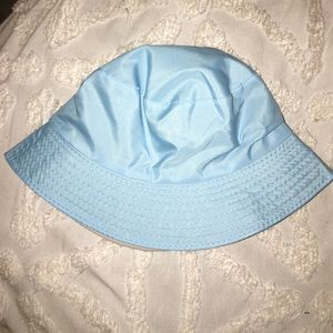 Other - Blue Reversible bucket hat