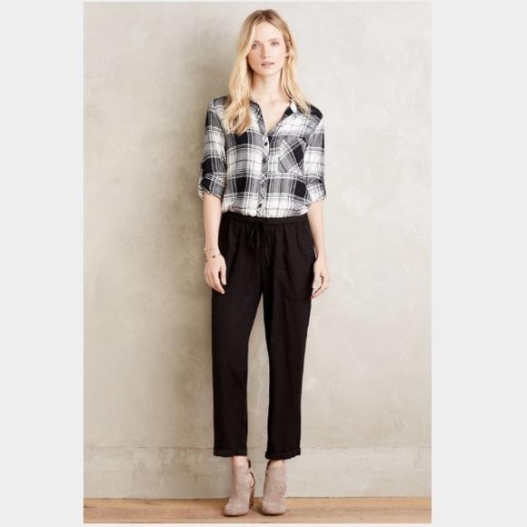c481e2a6da7 Anthropologie Pants - Cloth   Stone Katri Jumpsuit