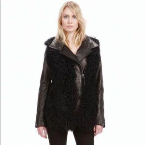 Mackage Jackets & Blazers - NWT Mackage Robyn Mongolian Lamb Fur Coat