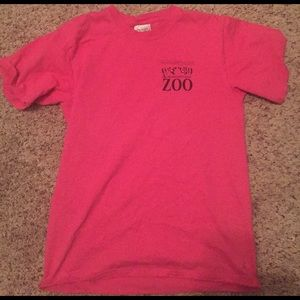 Cosely zoo pink t shirt