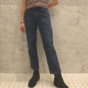 Reformation Denim - Vintage 555 Levi's Boyfriend Denim Jeans