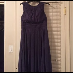 ivy and blu Dresses & Skirts - Ivy and blu pleated dress