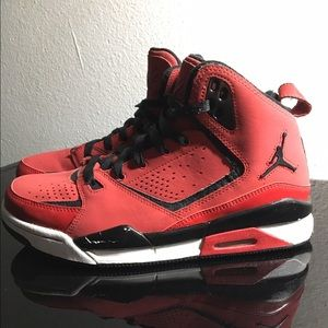 new product 03f03 8095b Jordan Shoes - Air Jordan SC-2 Varsity Red Black 454050-601