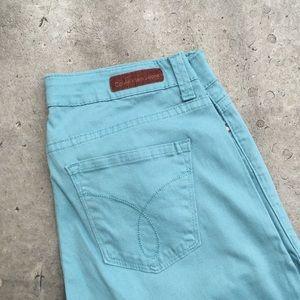 Calvin Klein Jeans Pants - Calvin Klein Jeans Blue Ultimate Skinny Pants