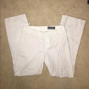 Club Monaco Pants - 🎉 1 LEFT Club Monaco white pinstripe pants, XS