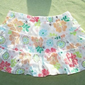 Carter's Other - Carters Colorful Skirt