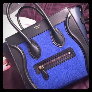 Celine Handbags - Celine Mini Luggage