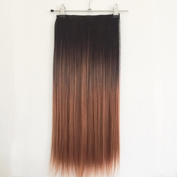 Accessories 7pcs 1b30 Ombre Hair Extension Poshmark