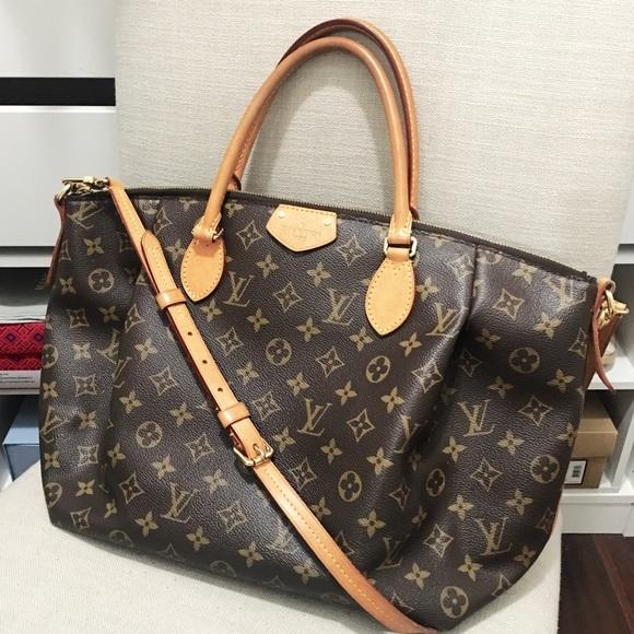 de39da2db34b Louis Vuitton Handbags - Louis Vuitton Turenne GM