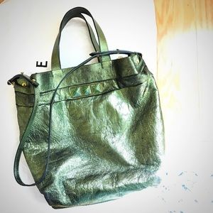 Marc Jacobs Handbags - 🌵$1195 METALLIC MARC JACOBS HANDBAG🌵