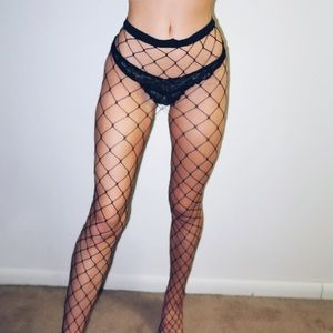 Other - Sexy Diamond Fishnets