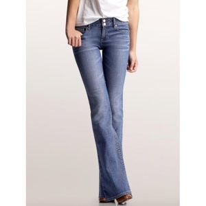 Gap Light Wash Perfect Boot Cut Jeans
