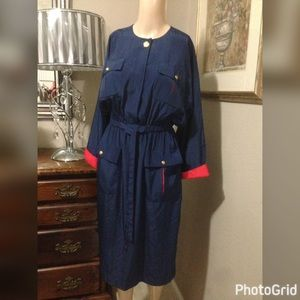 Leslie Fay Dresses & Skirts - Leslie Fay Vintage Collections Dress Size 8