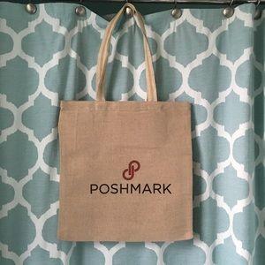 Poshmark Handbags - 🎉HP 2/26/17🎉 🆕LISTING-Official Poshmark Tote