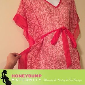 Motherhood Maternity Tops - Beautiful maternity kimono top size large
