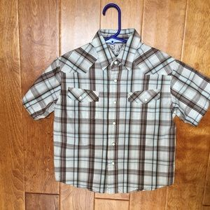 Micros Other - Micros Boys Button up shirt! Super Adorbs! Size 5