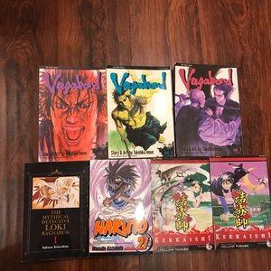 Manga Accessories - Manga