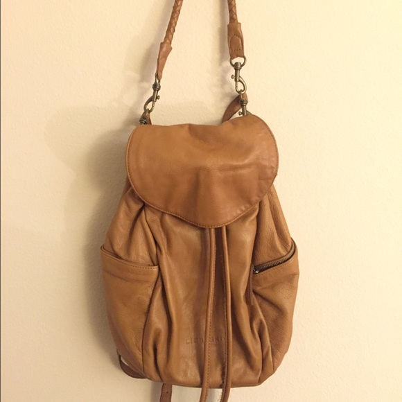 Liebeskind Bags Ida Backpack Great Condition Poshmark