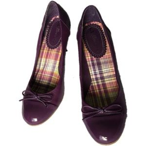 Chinese Laundry Shoes - CL by Laundry purple pumps