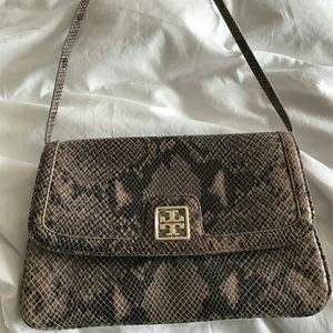 New Authentic Tory Burch Crossbody and Clutch!