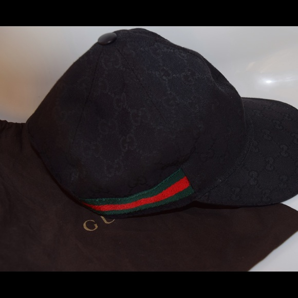 468335a9ac3d5 Gucci Accessories - AUTHENTIC Gucci hat!