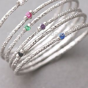 Anthropologie Jewelry - ❗️Anthropologie Stackable Bangle (1)