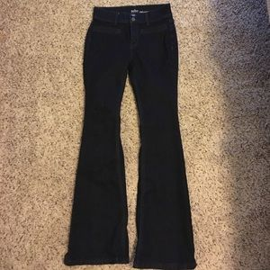 Soho Apparel Denim - High wasted flare jeans