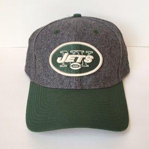 New Era Other - New York Jets New Era Dark Gray 39THIRTY Hat