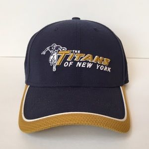 New Era Other - The Titans of New York Navy New Era 39THIRTY Hat