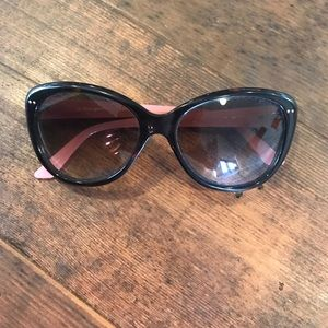 kate spade Accessories - Kate Spade pink retro sunglasses