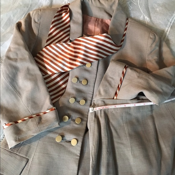 Vintage Other - Vintage Birchbrooke 2pcs suit