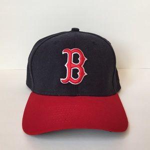 New Era Other - Boston Red Sox Black Denim 39THIRTY Hat